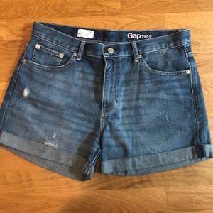 Gap Sexy Boyfriend Shorts 29